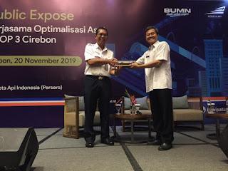 PT KAI DAOP 3 Cirebon Undang Pelaku Usaha Untuk Optimalisasi Aset