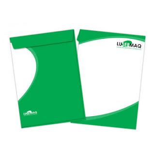 Envelopes gráfica