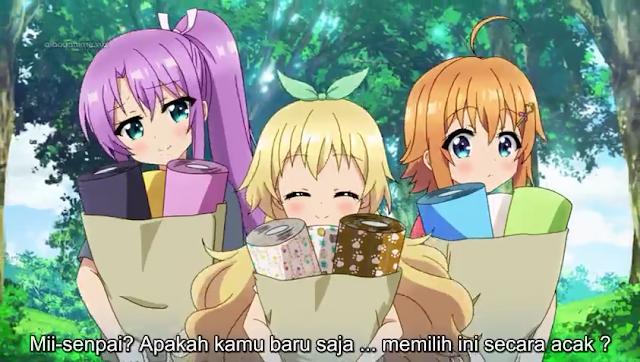 Re Stage! Dream Days Episode 06 Subtitle Indonesia