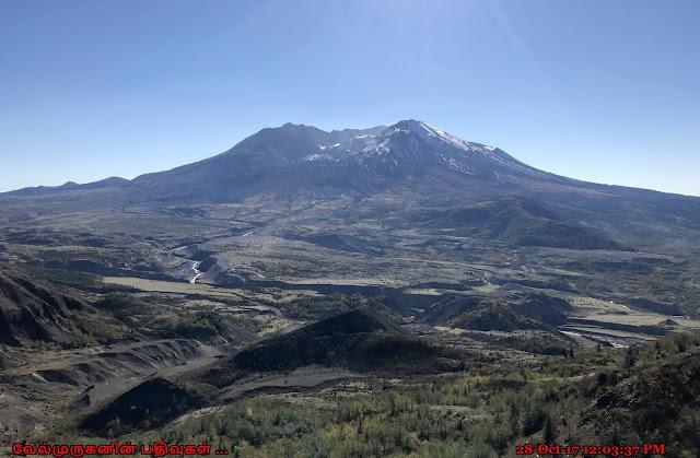 Johnston Ridge St Helens Blast Zone