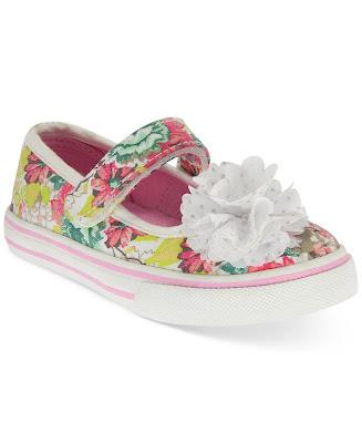 zapatos de niña para presentacion