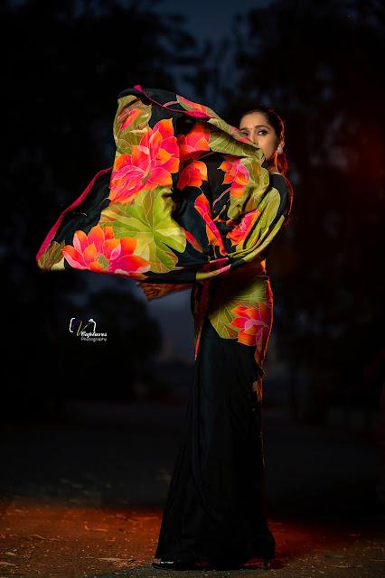 Rashmi Gautam Hot Sexy Photoshoot Stills Latest Navel Queens