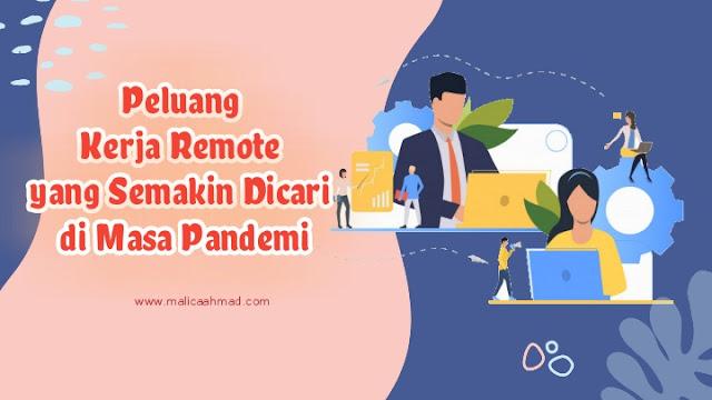 Peluang kerja remote fulltime