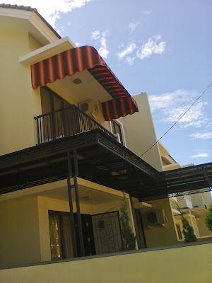 kanopi awning untuk rumah