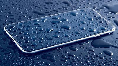 hp basah, air hujan, hp rusak,