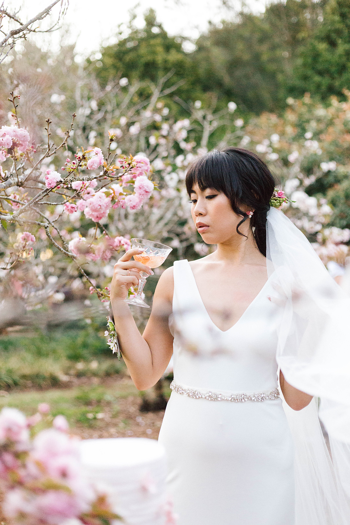 STYLED: JAPANESE INFUSED | SAKURA - THE BEAUTY OF LOVE EDITORIAL TOOWOOMBA QLD