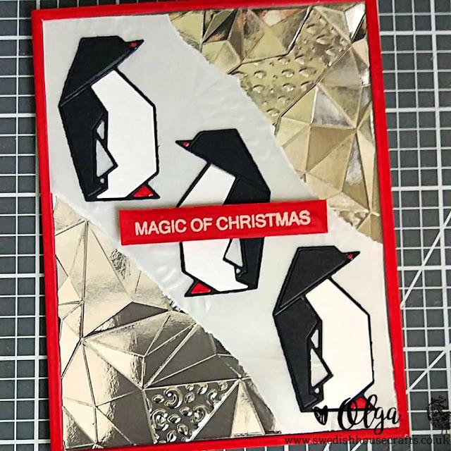 Pop Art Holiday Card | by Olga
