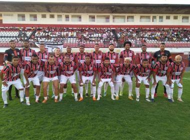 Atlético de Alagoinhas vai encarar o Itabaiana no próximo sábado em jogo amistoso