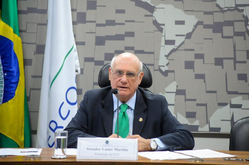 Brazilian space minist rio de ci ncia e tecnologia pode for Ministerio de ciencia