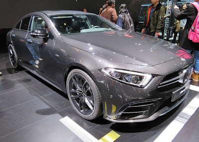mercedes cls price in India