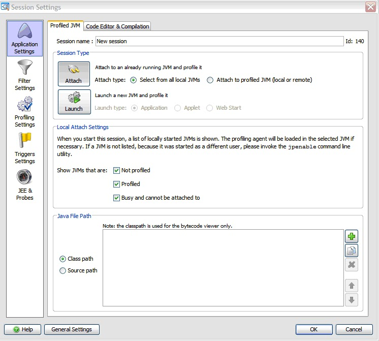 Techie Place: JProfiler Installation & Configuration for