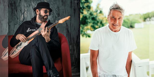 """Ricardo Montaner y Juan Luis Guerra unen sus voces  en """"Dios así lo quiso"""""""