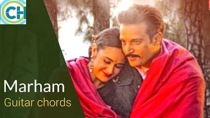 MARHAM Guitar chords ACCURATE | SONU NIGAM | SP Chauhan