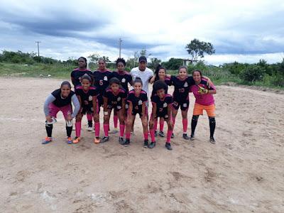 Guerreiras é campeã do 2º Torneio de Futebol Society Feminino do Posto Planalto