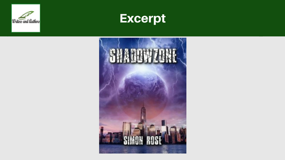 Excerpt: Shadowzone by Simon Rose