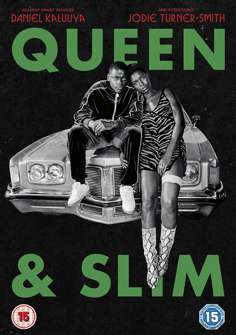 queen & slim dvd