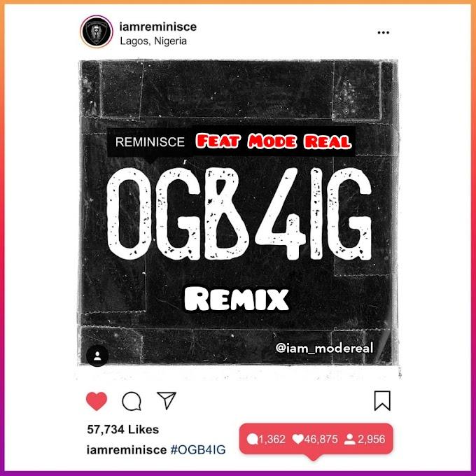 [Music] Mode Real _ OGB4IG