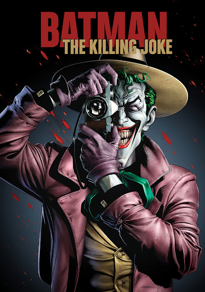 Batman The Killing Joke 2016 English 720p Blu Ray