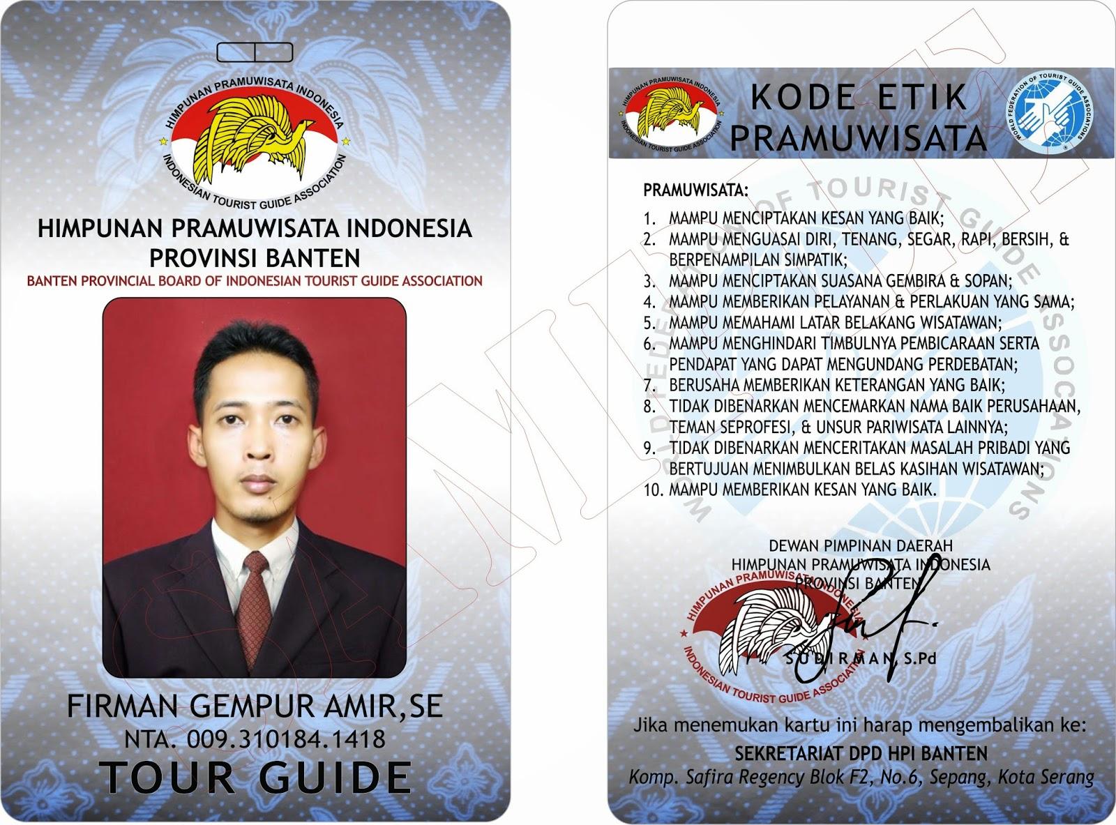 Contoh Gambar Id Card Vollo Rider
