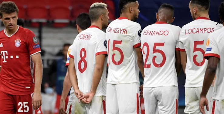 New Sevilla Fc Logo Released Footy Headlines