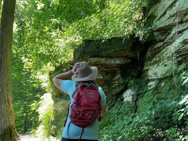 Exploring The Ledges in Grand Ledge Michigan