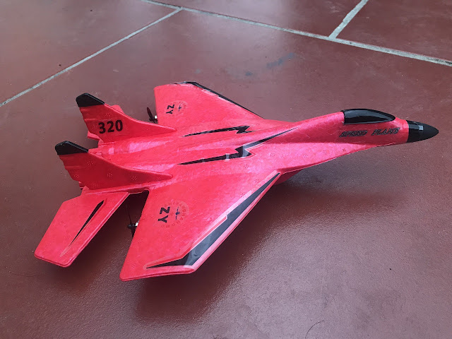 Máy bay điều khiển  từ xa phản lực mini MIG 29 Su27
