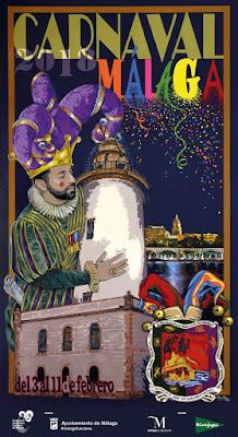 Málaga - Carnaval 2018 - Curro Claros