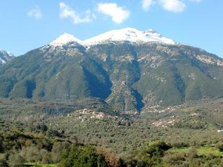 Περιφέρεια Πελοποννήσου ετοιμάζει ΟΧΕ για την περιοχή του Ταΰγετου