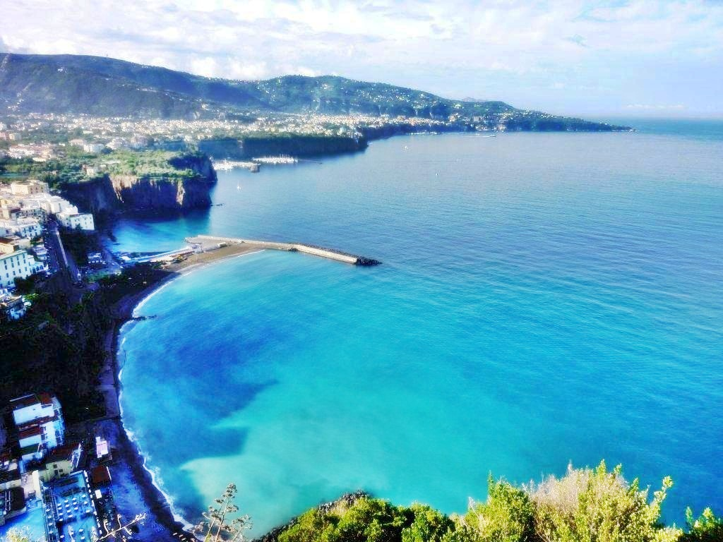 full picture: Sorrento Italy