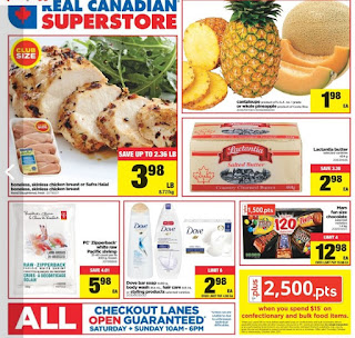 Real Canadian Superstore Winnipeg Flyer Thu Oct 19 – Wed Oct 25