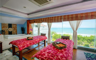 Spa room, Hotel in Kuta Beach Bali, The Playa Hotel & Villas