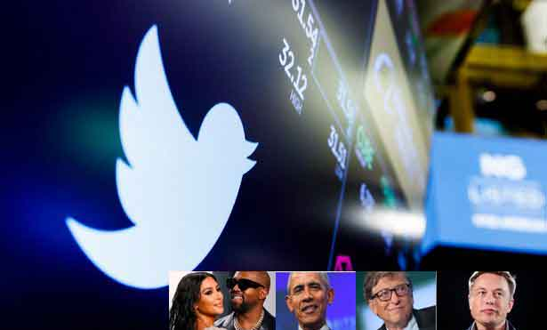 أعلنت شركة تويتر عن تفاصيل الاختراق الذي طال مساء الأربعاء حسابات مشهورة