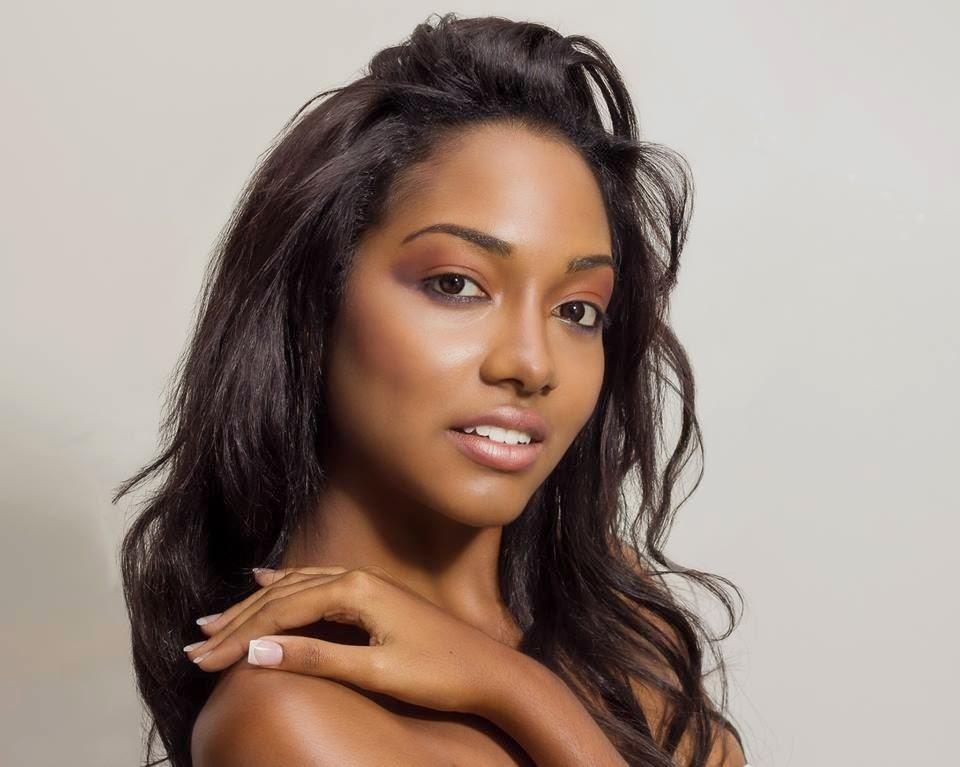 Carribean Mixed Beauty: Laurie-Ann Chin Wins Miss World Jamaica 2014 !