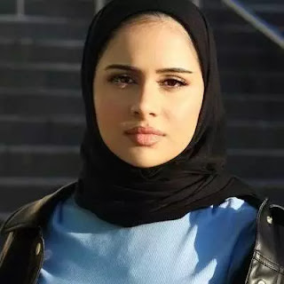 Meet the beautiful Arab lady who is Claiming she would become Ozo's Future wife