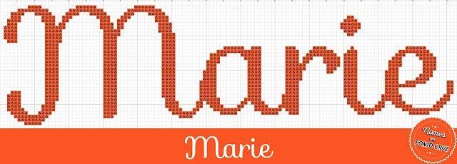Nome Marie em Ponto Cruz