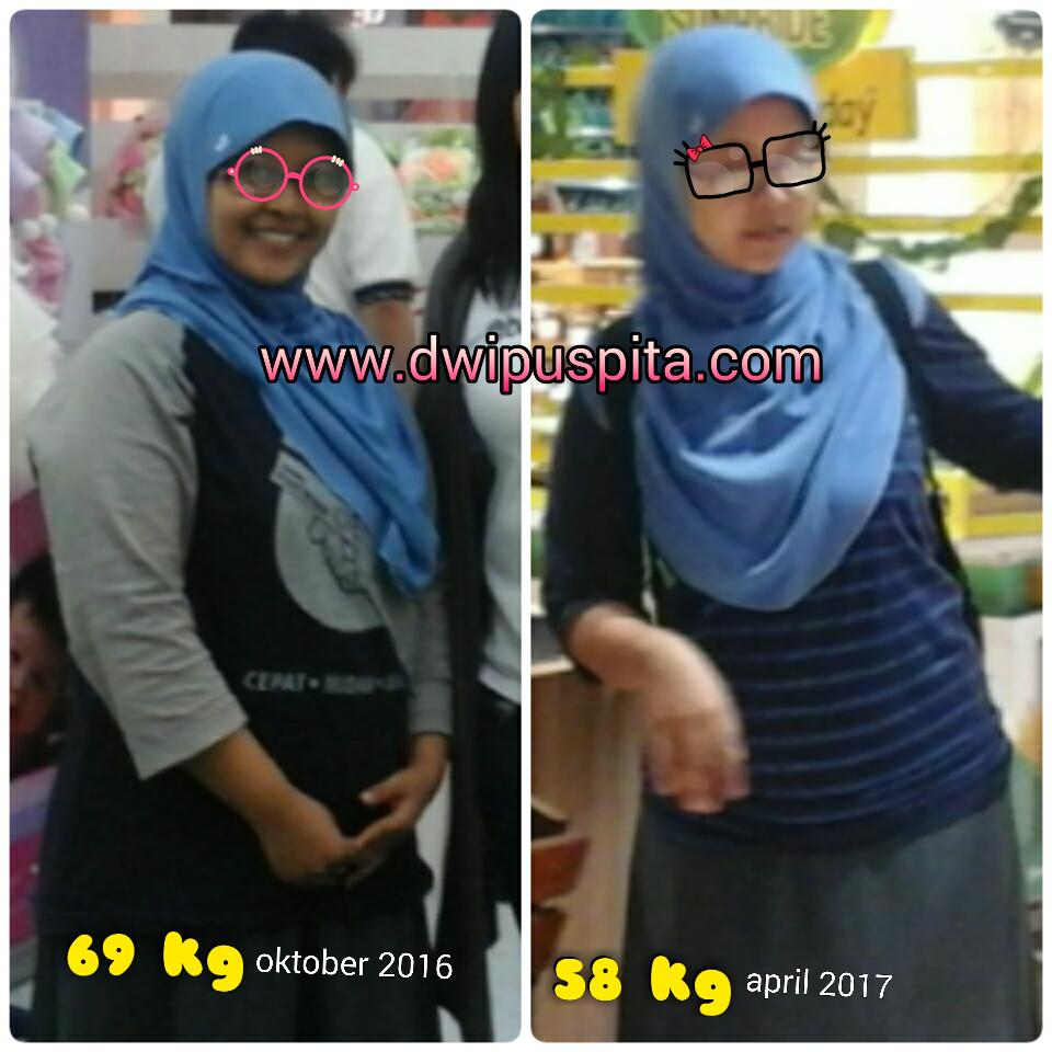 Berjaya Turunkan Berat Badan 5 KG Dalam 6 Minggu! - Jom Kurus 1 Malaysia Musim Ke-10