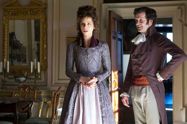 Lady Susan manipulate Lord James Martin in Love & Friendship.