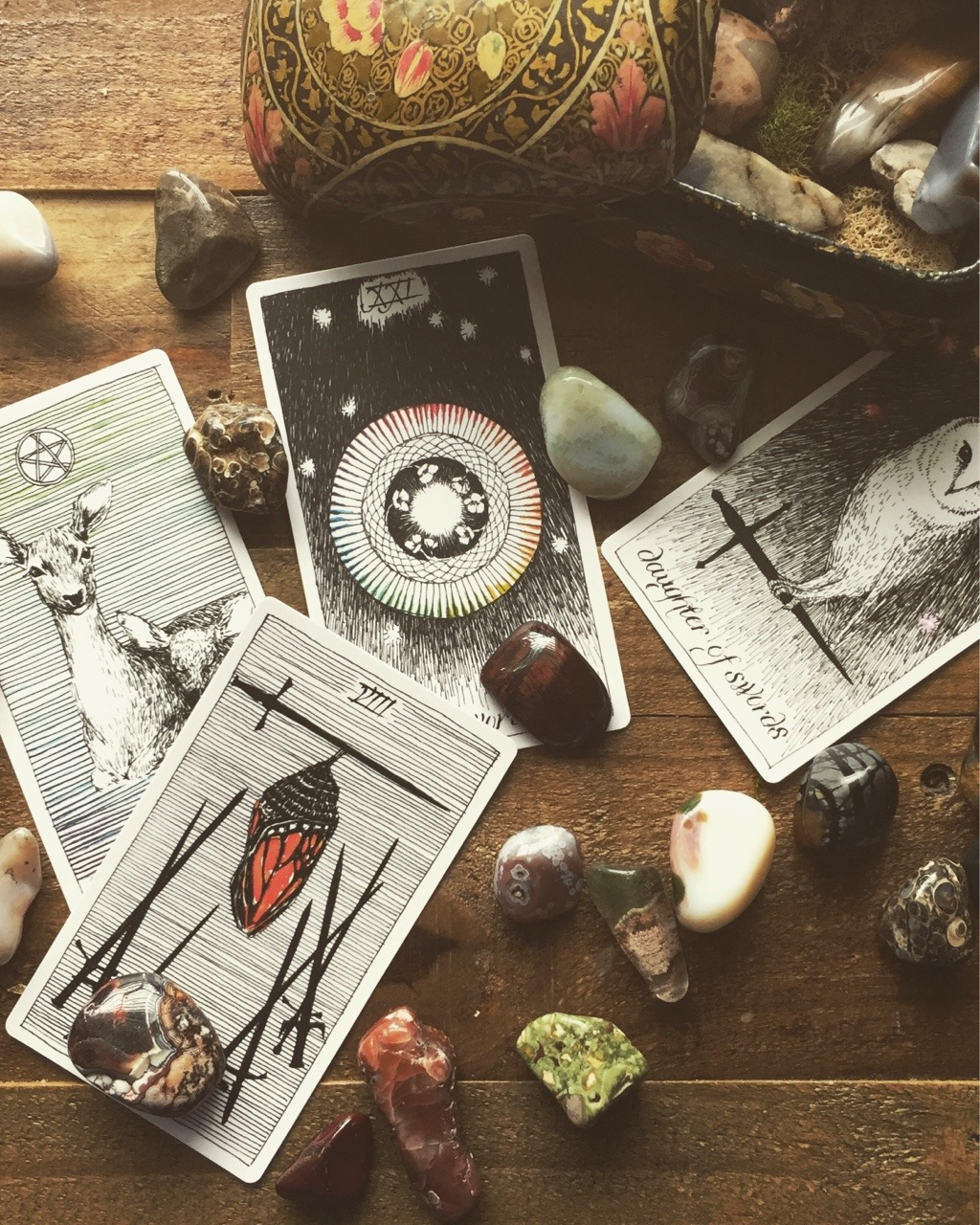 The Wild Unknown: My All Time Favourite Deck - Ortolana Clare