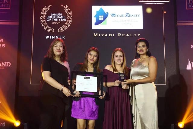 Miyabi Realty Awarded