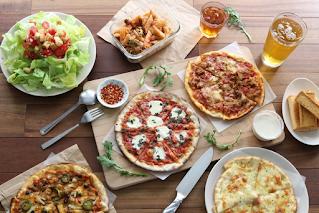 Ilustrasi jenis makan dan minuman bisa meningkatkan atau menurunkan kadar gula darah