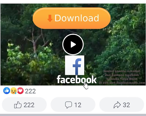 Cara Download Video di FB Lite Tanpa Aplikasi Tambahan