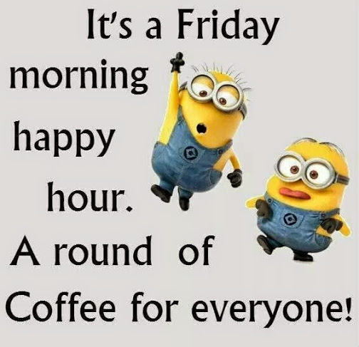 Funny Minion Friday Quotes
