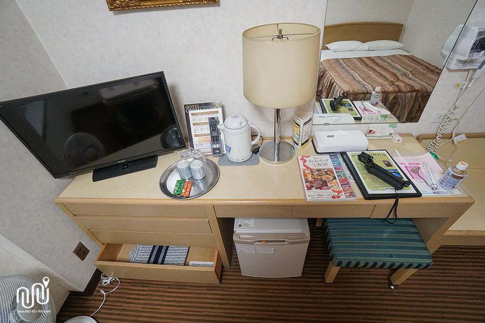 ภาพห้องพักของโรงแรม Narita Airport Rest House ที่พักใกล้สนามบินนาริตะ
