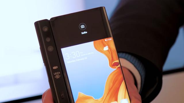 ريتشارد يو الرئيس التنفيذي لشركة هواوي يحدد يوم 23 من شهر أكتوبر الحالي موعدا لإطلاق الهاتف ميت إكس القابل للطي.