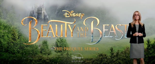 DisneyPlus Walt Disney Pictures Live-action Beauty and the Beast