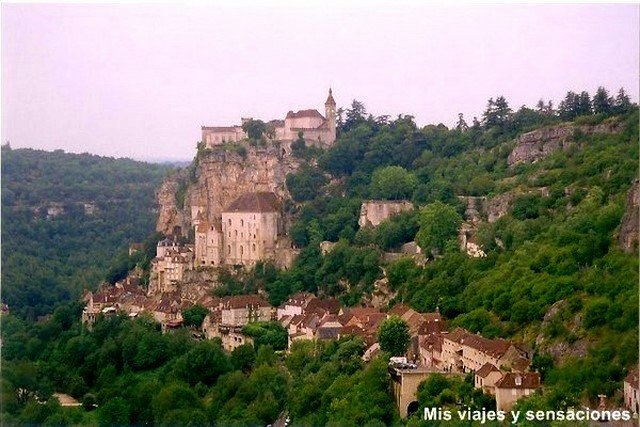 Rocamadour, Lot, Francia