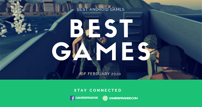 Best android games of February 2020