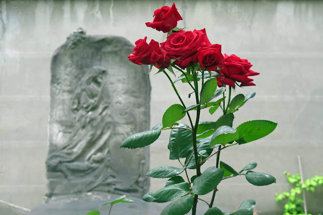Montparnasse Cemetery... again