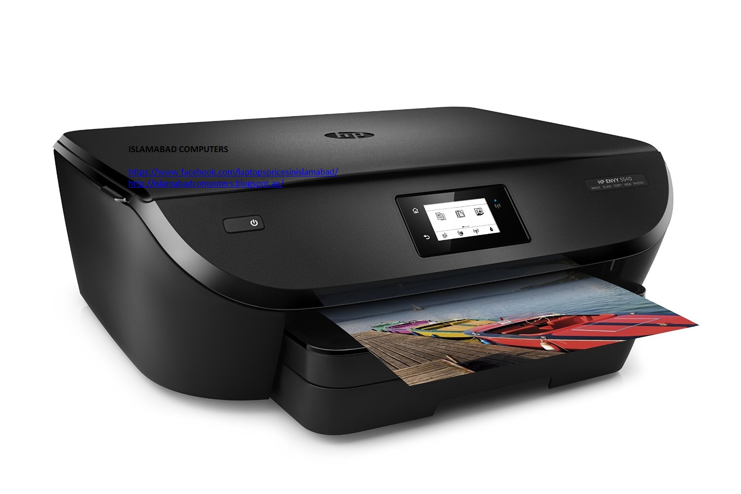 Siqarah IT Solutions : HP ENVY 5540 All-in-One Printer Price in