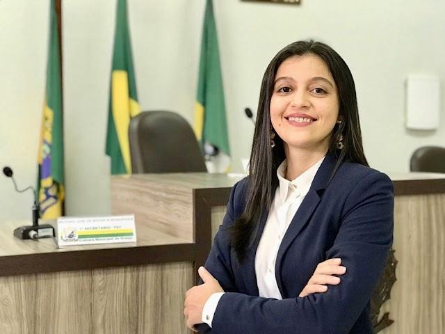 Granja | Após cassada Paloma Aguiar acusa Romeu Arruda de ser o maior falsário do Ceará